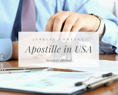 Apostille and legalization in the USA