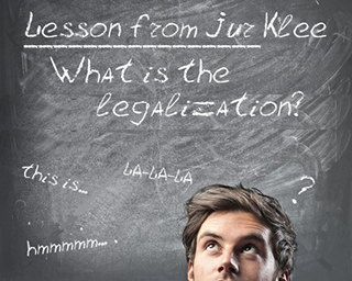 What is the legalization from Translation Bureau Jur Klee