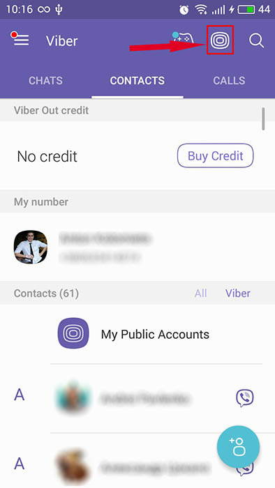 How to simply contact us through Viber? Instruction on Viber